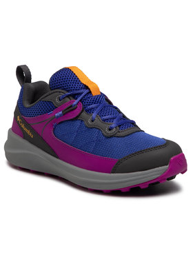 Columbia Columbia Bakancs Youth Trailstorm BY5959 Lila