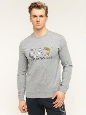 EA7 Emporio Armani EA7 Emporio Armani Sweatshirt 3HPM22 PJ05Z 3905 Grau Regular Fit