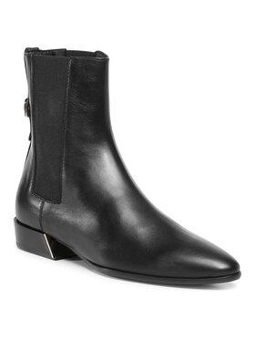 Furla Furla Kotníková obuv s elastickým prvkem Grace YD37FGC-S40000-O6000-1-007-20-IT-3500 S Černá