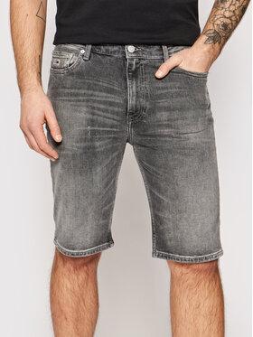 Tommy Jeans Tommy Jeans Džínové šortky DM0DM10564 Šedá Straight Leg