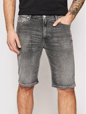 Tommy Jeans Tommy Jeans Pantaloncini di jeans DM0DM10564 Grigio Straight Leg