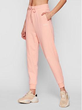 Puma Puma Teplákové kalhoty Modern Basics 585937 Růžová Regular Fit
