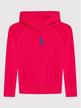 Polo Ralph Lauren Polo Ralph Lauren Sweatshirt Boston 313850677005 Rosa Regular Fit