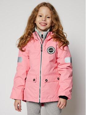 Reima Reima Zimná bunda 521644 Ružová Regular Fit