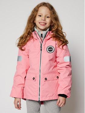 Reima Reima Zimní bunda 521644 Růžová Regular Fit