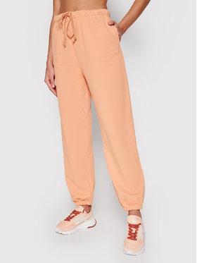Levi's® Levi's® Spodnie dresowe A0887-0006 Pomarańczowy Regular Fit