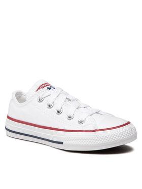 Converse Converse Sneakers aus Stoff Yth C/T All Star 3J256 Weiß