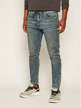 Pepe Jeans Pepe Jeans Relaxed Fit Jeans Johnson PM204385 Dunkelblau Relaxed Fit