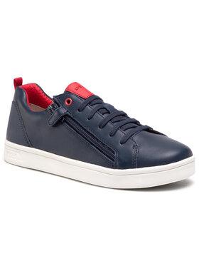 Geox Geox Sneakers J Djrock B. D J925VD 08554 C4002 S Blu scuro