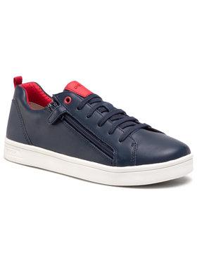 Geox Geox Sneakersy J Djrock B. D J925VD 08554 C4002 S Tmavomodrá