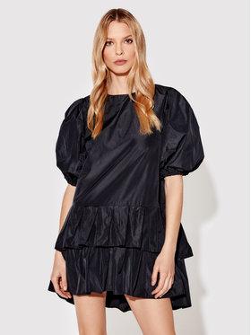Rage Age Rage Age Koktejlové šaty Cynthia 2 Čierna Slim Fit