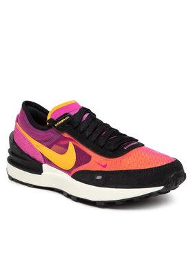 Nike Nike Boty Waffle One (GS) DC0481 600 Růžová