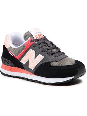 New Balance New Balance Sneakersy WL574ST2 Czarny