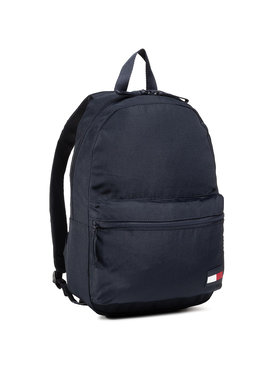 Tommy Hilfiger Tommy Hilfiger Plecak Tommy Core Backpack AM0AM06490 Granatowy