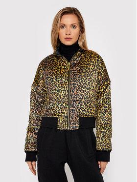 Karl Kani Karl Kani Демісезонна куртка Leo 6186537 Чорний Regular Fit