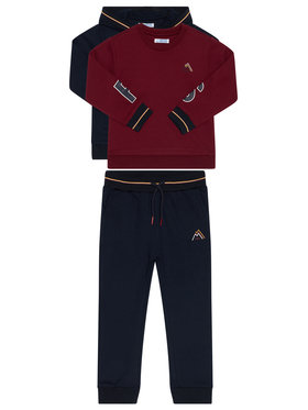 Mayoral Mayoral Set 2 bluze și pantaloni 4819 Bleumarin Regular Fit