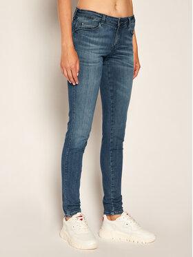 Guess Guess Skinny Fit džíny Curve X W0BAJ2 D4672 Modrá Skinny Fit