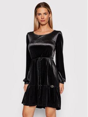 Liu Jo Liu Jo Ежедневна рокля 5F1075 J6090 Черен Regular Fit