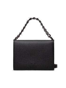 DeeZee DeeZee Дамска чанта EBG13832 Черен