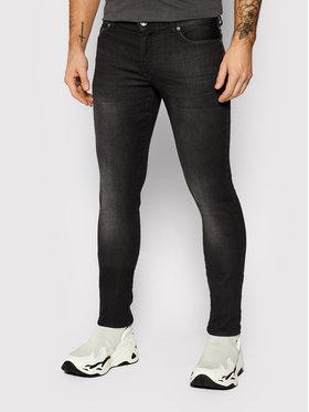 Armani Exchange Armani Exchange jeansy Skinny Fit 6HZJ14 Z9QMZ 0204 Nero Skinny Fit