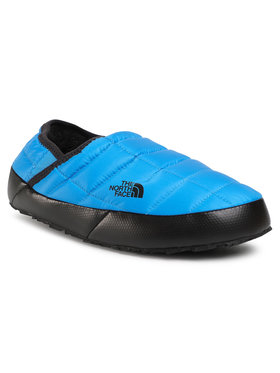 The North Face The North Face Kapcie Thermoball Traction Mule V NF0A3UZNME91 Niebieski