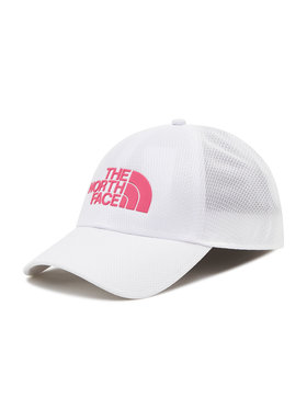 The North Face The North Face Șapcă One Touch Lite Ball Cap NF0A3KBSP811 Alb