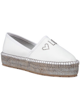 LOVE MOSCHINO LOVE MOSCHINO Espadrillas JA10393G0CJC0100 Bianco