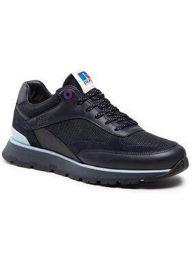 Boss Boss Sneakersy Arigon 50453915 10235331 01 Granatowy