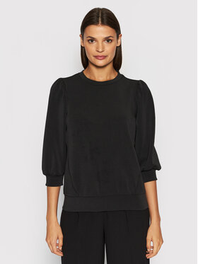 Selected Femme Selected Femme Світшот Tenny 16082379 Чорний Regular Fit