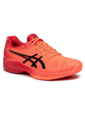 Asics Asics Chaussures Solution Speed Ff Tokyo 1041A150 Orange