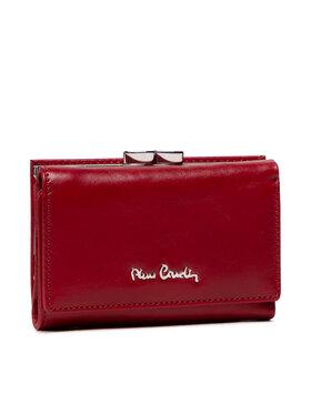 Pierre Cardin Pierre Cardin Мале жіноче портмоне 06 ITALY 117 Червоний