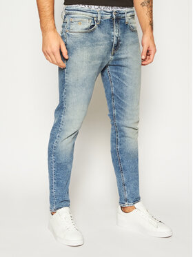 Calvin Klein Jeans Calvin Klein Jeans Дънки тип Slim Fit Ckj 058 J30J316148 Син Slim Fit