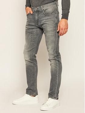 Baldessarini Baldessarini Straight Leg džínsy John 16511/000/1484 Sivá Straight Leg