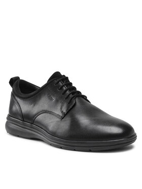 Geox Geox Обувки U Sirmione A U16BTA 00085 C9999 Черен