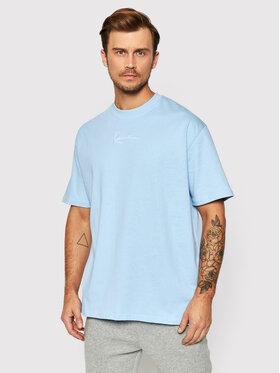 Karl Kani Karl Kani T-Shirt Small Signature 6030932 Modrá Relaxed Fit