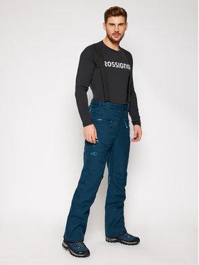 Millet Millet Lyžařské kalhoty Atna MIV8091 Tmavomodrá Regular Fit