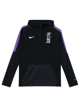 Nike Nike Bluză Dri-Fit CV1501 Negru Standard Fit