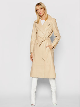 LaMarque LaMarque Tenchcoat Erma Beige Relaxed Fit