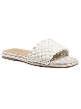 MICHAEL Michael Kors MICHAEL Michael Kors Papucs Amelia Flat Sandal 40S1AMFA3L Fehér