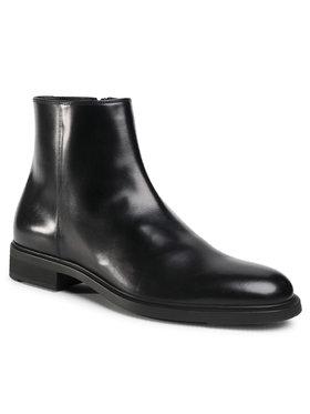 Boss Boss Kotníková obuv Firstclass 50445933 10225924 01 Černá
