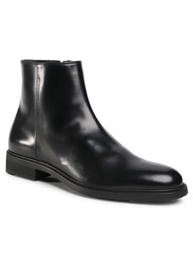 Boss Boss Šnurovacia obuv Firstclass 50445933 10225924 01 Čierna