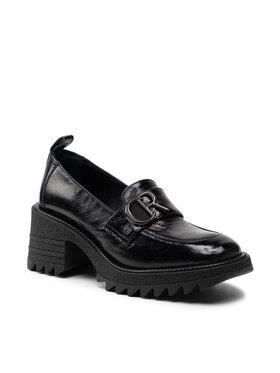 Carinii Carinii Κλειστά παπούτσια B7370 Μαύρο