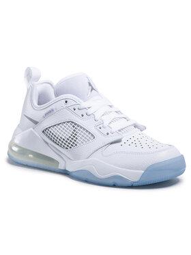 Nike Nike Boty Jordan Mars 270 Low CK1196 100 Bílá