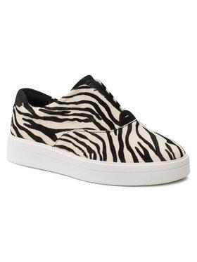 Clarks Clarks Sneakers aus Stoff Hero Step. 261495714 Weiß