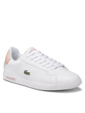 Lacoste Lacoste Sneakers Graduate Bl 21 1 Sfa 7-41SFA00421Y9 Bianco