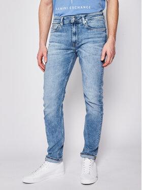 Calvin Klein Jeans Calvin Klein Jeans Jeansy Slim Fit J30J314614 Niebieski Taper Fit