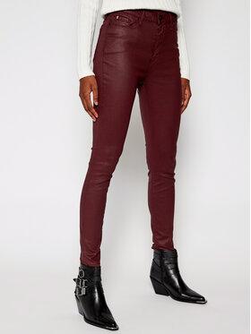 Tommy Hilfiger TOMMY HILFIGER Skinny Fit Jeans Soft Harlem WW0WW28824 Dunkelrot Ultra Skinny Fit