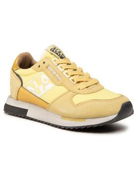 Napapijri Napapijri Sneakersy Vicky NP0A4FKIY Žltá
