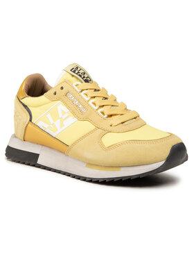 Napapijri Napapijri Sneakersy Vicky NP0A4FKIY Żółty