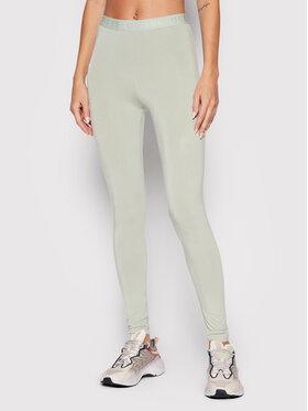Guess Guess Leggings April O1BB01 JR06U Verde Slim Fit